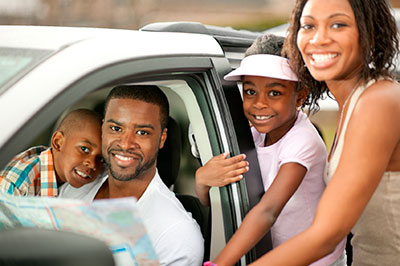 auto insurance family from Allegiance Insurance